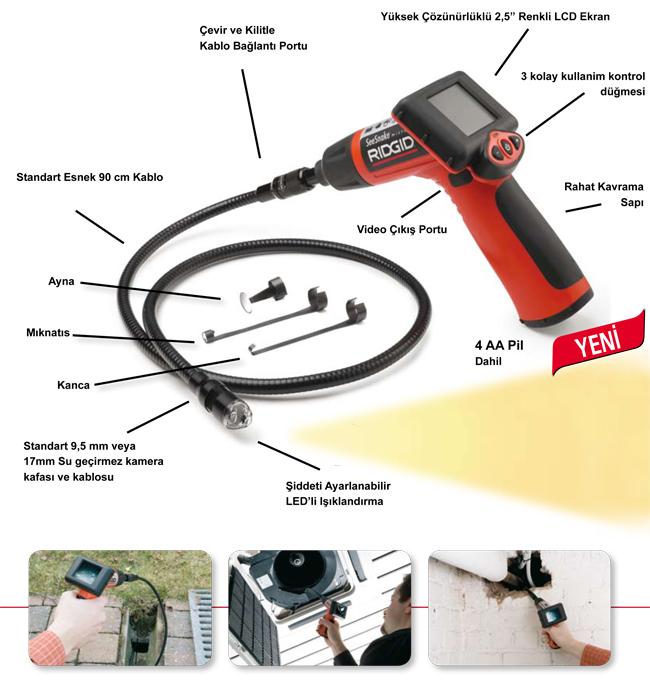 Explorer gözlem kamerası